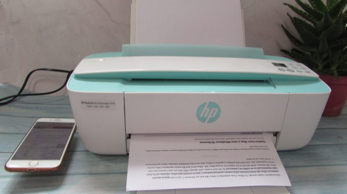Print From IPhone To HP Printer