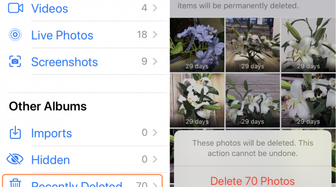 Delete Photos From IPhone Permanently
