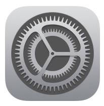 ios settings app