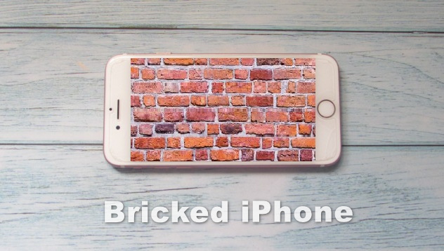 Bricked IPhone