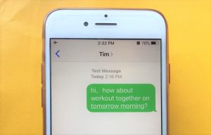 How to Retrieve deleted text messages from iPhone X
