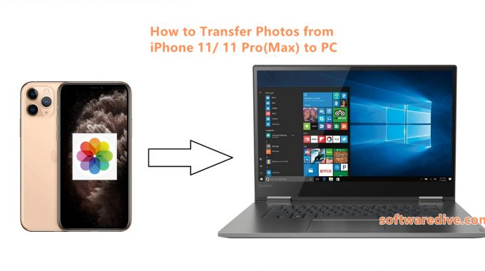 How To Transfer Photos On IPhone 11 11 Pro Max To PC