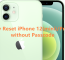 Factory Reset IPhone 12(mini) 12 Pro (Max) Without Passcode