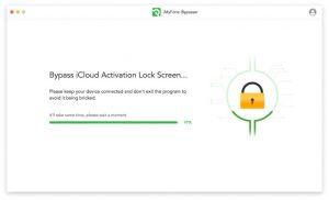 bypass icloud activation lock screen process
