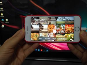 How to Transfer Photos from iPhone 12(mini) /12 Pro (Max) to PC
