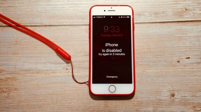 How To Unlock Disabled IPhone IPad Without ITunes