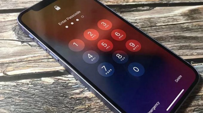 Reset IPhone Without Passcod